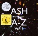 Rock, Pop - A-Z Vol. 1 [CD+DVD/輸入盤] / アッシュ
