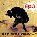 Artist Name: R - ゴッド[CD] / リップ・リグ・アンド・パニック