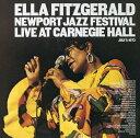 藝人名: E - ライヴ・アット・カーネギー・ホール [Blu-spec CD2][CD] / エラ・フィッツジェラルド
