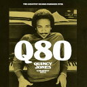 Artist Name: Q - Q80〜グレイテスト・ヒッツ [SHM-CD][CD] / クインシー・ジョーンズ
