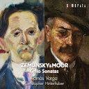 Composer: Ta Line - ツェムリンスキー&モール: チェロ・ソナタ[CD] / タマーシュ・ヴァルガ、クリストファー・ヒンターフーバー