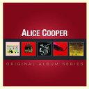 艺人名: A - オリジナル・アルバム・シリーズ [5CD/輸入盤][CD] / アリス・クーパー