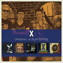 艺人名: X - オリジナル・アルバム・シリーズ [5CD/輸入盤][CD] / X