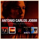 藝人名: A - オリジナル・アルバム・シリーズ [5CD/輸入盤][CD] / アントニオ・カルロス・ジョビン
