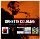 藝人名: O - オリジナル・アルバム・シリーズ [5CD/輸入盤][CD] / オーネット・コールマン