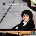 作曲家名: Wa行 - ラフマニノフ:ピアノ・ソナタ第2番 (原典版)[CD] / 若林顕 (Pf)