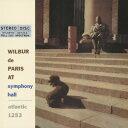 Artist Name: W - アット・シンフォニー・ホール [完全生産限定盤][CD] / ウィルバー・ド・パリス