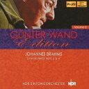 作曲家名: Ka行 - ブラームス: 交響曲第3番 ヘ長調 Op.90、第4番 ホ短調 Op.98 [初回限定輸入][CD] / ギュンター・ヴァント (指揮)/北ドイツ放送交響楽団