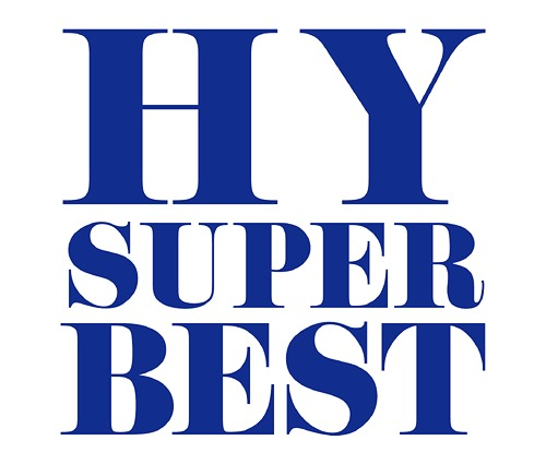 HY SUPER BEST [2CD+DVD][CD] / HY