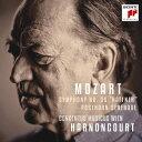 モーツァルト: ポストホルン・セレナード&交響曲第35番「ハフナー」[CD] / ニコラウス・アーノンクール(指揮)/ウィーン・コンツェント..