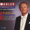 作曲家名: Ka行 - マーラー: 交響曲第5番[CD] / クラウス・テンシュテット (指揮)