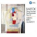 Composer: A Line - バルトーク: 弦楽四重奏曲全集[CD] / アルバン・ベルク四重奏団