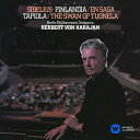 作曲家名: Ha行 - シベリウス管弦楽曲集[CD] / ヘルベルト・フォン・カラヤン (指揮)
