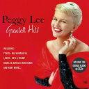藝人名: P - グレイテスト・ヒッツ [2CD/輸入盤][CD] / ペギー・リー
