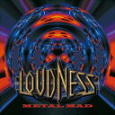 METAL MAD SHM-CD CD / LOUDNESS