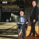 作曲家名: Sa行 - ショスタコーヴィチ: 歌曲集[CD] / ジェラルド・フィンリー(バス・バリトン)、トーマス・ザンデルリング(指揮)/ヘルシンキ・フィルハーモニー管弦楽団