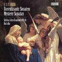 作曲家名: Sa行 - ハインリヒ・イグナツ・フランツ・ビーバー: ロザリオのソナタ[CD] / シルッカ=リーサ・カーネキン=ピルク(Vn)、バッターリア(アンサンブル)