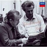 チャイコフスキー: ピアノ協奏曲第1番 他[CD] / クラウディオ?アラウ (ピアノ)、サー?コリン?デイヴィス (指揮)