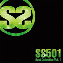 SS501 Best Collection Vol.1 [2CD+DVD][CD] / SS501