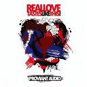 藝人名: P - REAL LOVE TASTES LIKE THIS![CD] / プロヴィアント・オーディオ