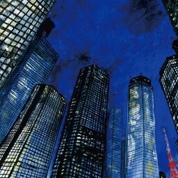 inトーキョーシティ [DVD付初回限定盤][CD] / <strong>グッドモーニングアメリカ</strong>