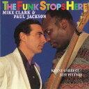 FUSION - ザ・ファンク・ストップス・ヒア [完全限定生産][CD] / マイク・クラーク&ポール・ジャクソン