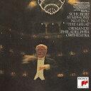 シューベルト: 交響曲第9番「ザ・グレイト」&第4番「悲劇的」[CD] / ユージン・オーマンディ