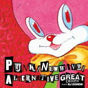GREAT DIGGER-PUNK/NEW WAVE/ALTERNATIVE mixed by DJ OSHOW[CD] / オムニバス (Mixed by DJ OSHOW)
