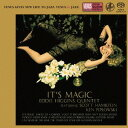 Artist Name: E - イッツ・マジック (完全盤)[SACD] / エディ・ヒギンズ&スコット・ハミルトン&ケン・ペプロフスキー