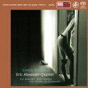 Artist Name: E - ジェントル・バラッズ II[SACD] / エリック・アレキサンダー・カルテット