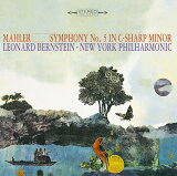 マーラー: 交響曲第5番 [期間生産限定盤][CD] / レナード?バーンスタイン