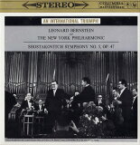 ショスタコーヴィチ: 交響曲第5番 (1959年録音)&プロコフィエフ: 古典交響曲 [期間生産限定盤][CD] / レナード?バーンスタイン