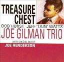 Artist Name: J - トレジャー・チェスト [完全限定生産][CD] / ジョー・ギルマン
