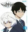 ワールドトリガー VOL.1 [Blu-ray+CD][Blu-ray] / アニメ