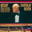 作曲家名: Sa行 - モーツァルト: ピアノ・ソナタ第4番・第15番・第8番 [スペシャルプライス限定盤][CD] / スヴャトスラフ・リヒテル (ピアノ)
