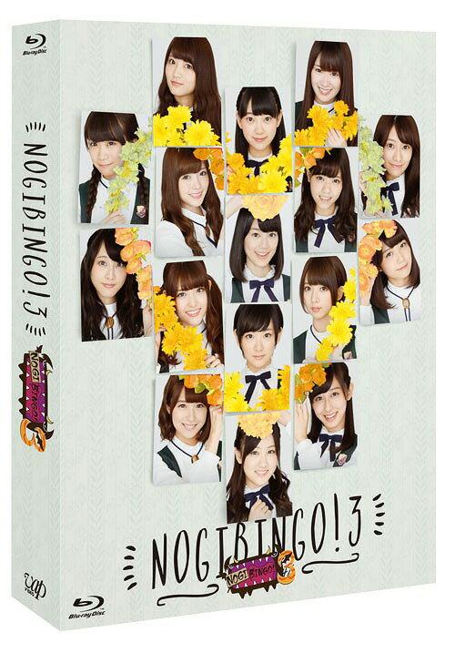 NOGIBINGO! 3 Blu-ray BOX[Blu-ray] / バラエティ (乃木…...:neowing-r:11532403
