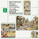 Composer: Ra Line - ベートーヴェン: 交響曲第1番&第6番「田園」[CD] / ロジャー・ノリントン (指揮)