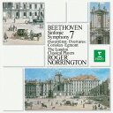 Composer: Ra Line - ベートーヴェン: 交響曲第7番、「コリオラン」序曲&「エグモント」序曲[CD] / ロジャー・ノリントン (指揮)