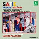 サティ: 管弦楽曲集 (ル・ラーシュ; ジムノペディ第1番&第3番 他)[CD] / ミシェル・プラッソン (指揮)