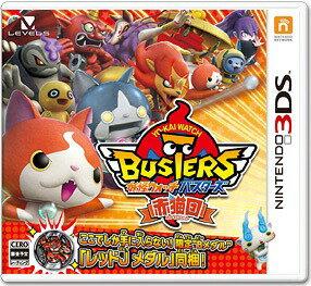 妖怪ウォッチバスターズ 赤猫団[3DS] / ゲーム