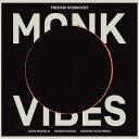 Artist Name: F - モンク・ヴァイブス[CD] / フレドリック・クロンクヴィスト