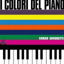 艺人名: E - ピアノの色彩[CD] / エンリコ・シモネッティ