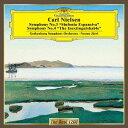 ニールセン: 交響曲第3番「広がりの交響曲」・第4番「不滅」[CD] / ネーメ・ヤルヴィ (指揮)/エーテボリ交響楽団