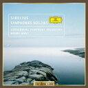 シベリウス: 交響曲第2番&第5番[CD] / ネーメ・ヤルヴィ (指揮)/エーテボリ交響楽団