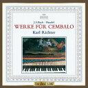 イタリア協奏曲〜J.S.バッハ&ヘンデル: チェンバロ名曲集[CD] / カール・リヒター (チェンバロ)