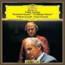 作曲家名: Ya行 - ベートーヴェン: ヴァイオリン・ソナタ第5番「春」&第9番「クロイツェル」[CD] / ユーディ・メニューイン (ヴァイオリン)、ヴィルヘルム・ケンプ (ピアノ)