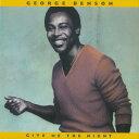 Artist Name: G - ギヴ・ミー・ザ・ナイト [完全生産限定盤][CD] / ジョージ・ベンソン