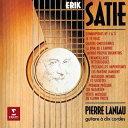 作曲家名: Ha行 - サティ: 作品集 (10弦ギター編曲版) (ジムノペディ 他)[CD] / ピエール・ラニオ