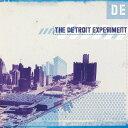 艺人名: T - ザ・デトロイト・エクスペリメント[CD] / ザ・デトロイト・エクスペリメント