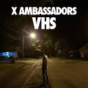 VHS [輸入盤][CD] / X アンバサダーズ